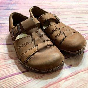 Birkenstock Size 37 Maderida Fisherman Sandals
